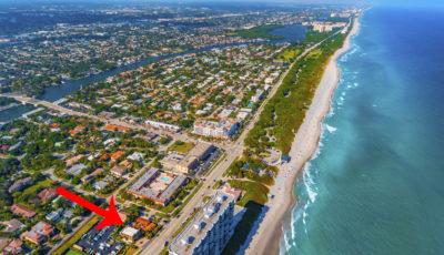 245 S Ocean Blvd, Boca Raton, FL 33432 3D Model