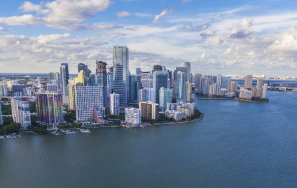 Aerial Photography Brickell
