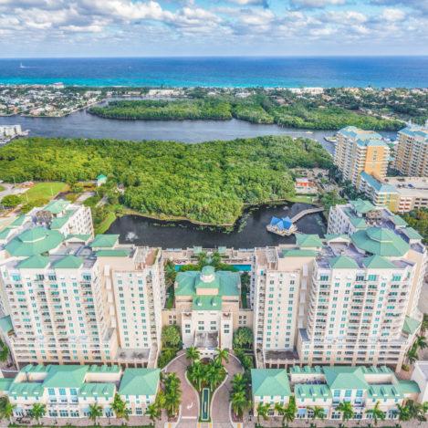 Aerial Photography Palm Beach