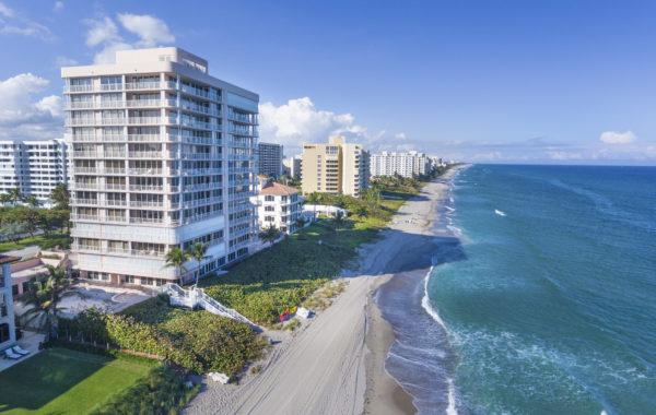 Aerial Photo Boca Raton