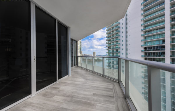 Brickell House Balcony