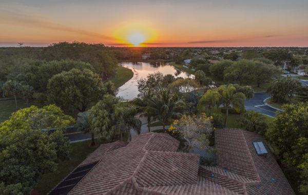 Aerial Photography Parkland