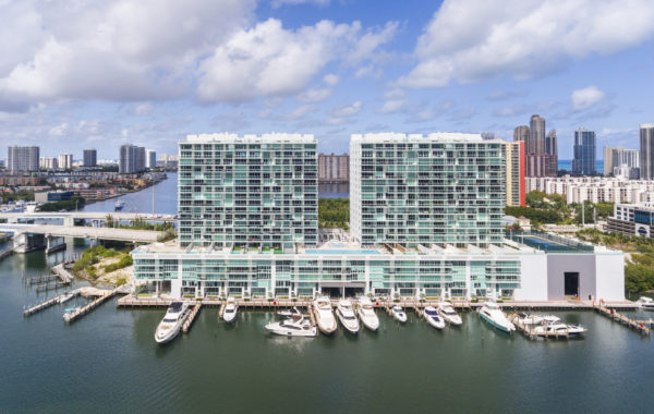 Aerial Photography Sunny Isles