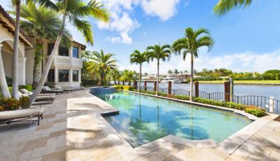 1225 E Lake Dr, Fort Lauderdale, FL 33316 3D Model