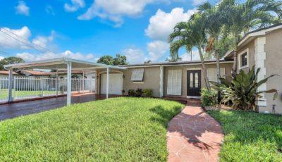 14115 NW 17th Ave, Miami, FL 33167 3D Model