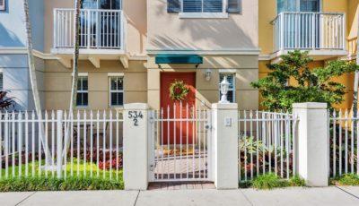 534 NE 7th Ave, Unit # 534-2, Fort Lauderdale, FL 33301 3D Model