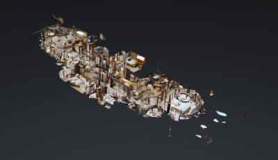 Mine Games 3D Model